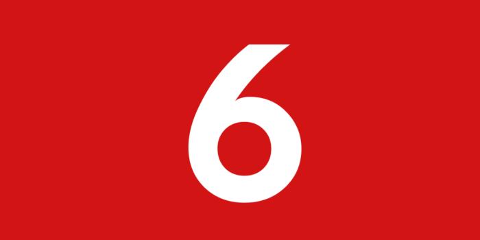 Zahl der Woche: 6