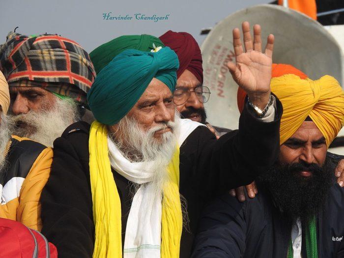 Vom Bauernprotest gegen die indische Regierung